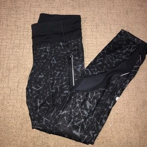 RARE lululemon 7/8 run leggings
